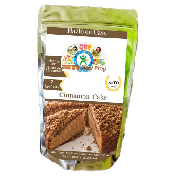 Bizcocho cinnamon