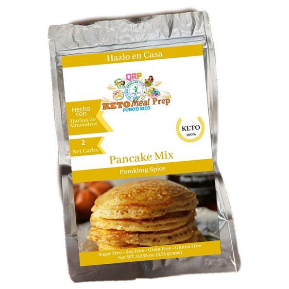 pancakes pumking
